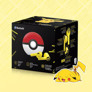 Limited edition Free shipping 2021 Hot sale Pokémon Bluetooth headset