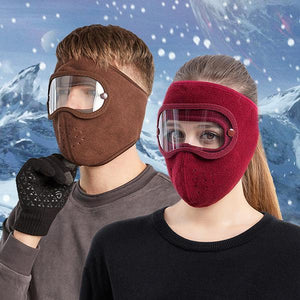 Facial Protection Anti-CO-19 Full Face Mask