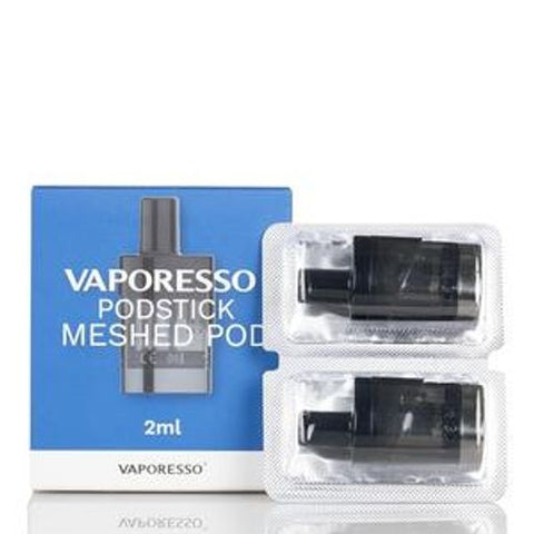 Vaporesso PodStick Replacement Pods 2pk