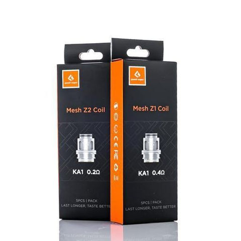 Geekvape Zeus KA1 Replacement Coils