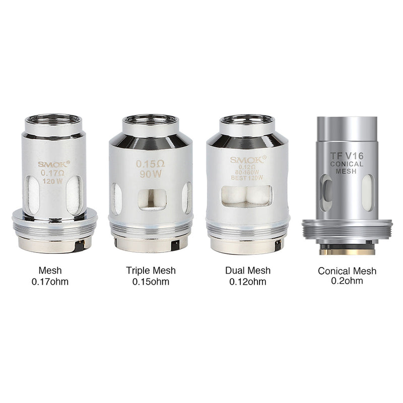 SMOK TFV16 King Replacement Coils
