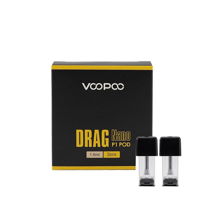 Voopoo Drag Nano Replacement Pods 2pk
