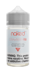 Naked 100 Menthol - Strawberry POM (Formerly Brain Freeze)