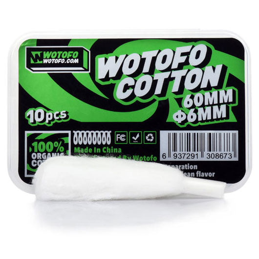 Wotofo Profile Cotton 10pk