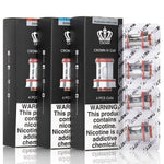 Uwell Crown V4 Replacement Coils 4pk