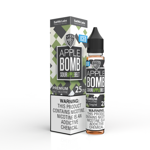 VGOD Salts - Iced Apple Bomb