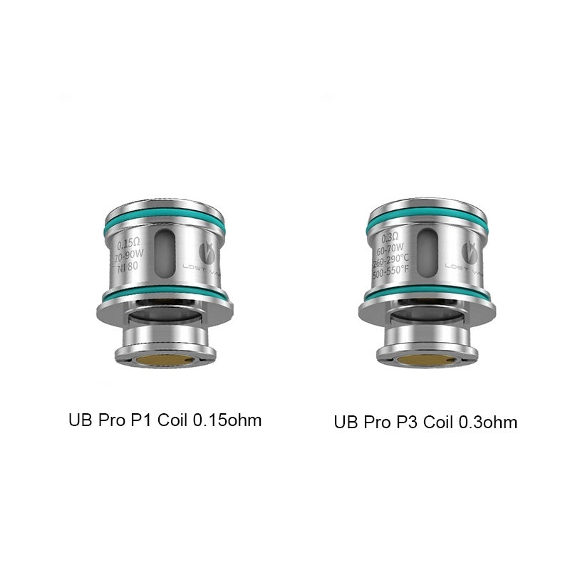 Lost Vape Ultra Boost Pro Replacement Coils 3pk