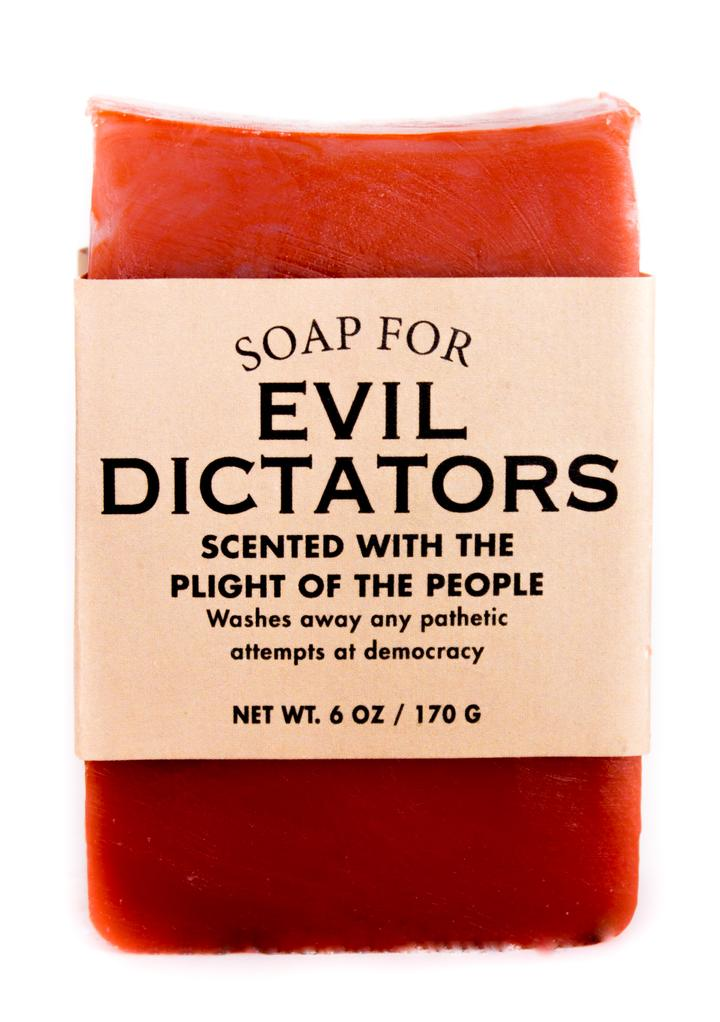 Soap- Evil Dictators