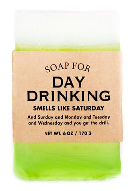 Soap- Day Drinking