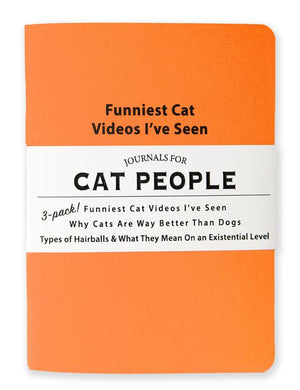 Cat People Journal