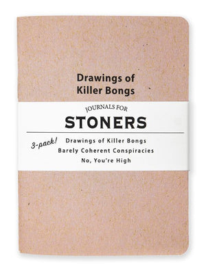 Whiskey River Journal- Stoners