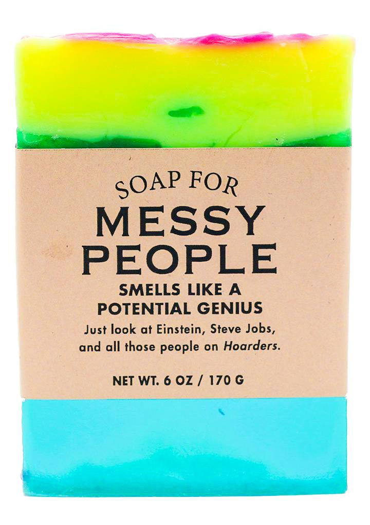 Soap- Messy People