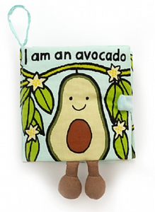 I am an Avocado- Book