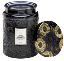 Load image into Gallery viewer, Moso Bamboo Large Jar Candle