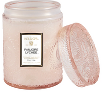 Load image into Gallery viewer, Panjore Lychee Small Jar Candle