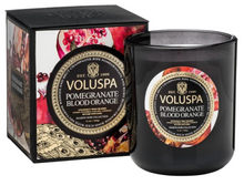 Load image into Gallery viewer, Pomegranate Blood Orange Maison Candle