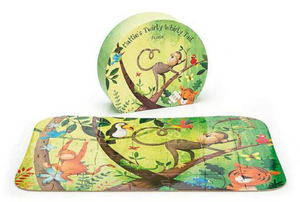 Mattie's Twirly Whirly Tail- Puzzle