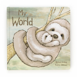 My World- Book