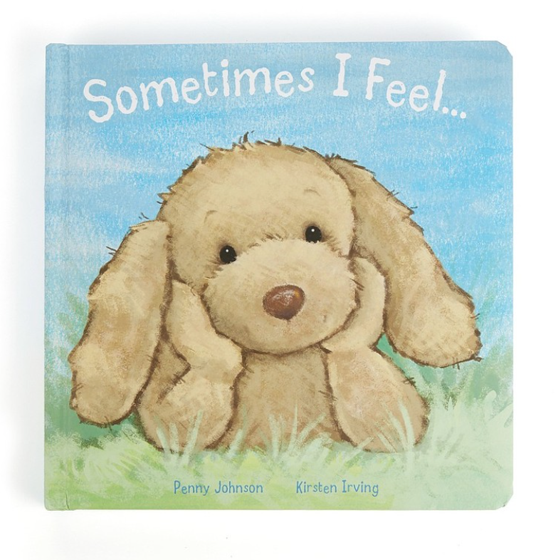 Sometimes I Feel- Book