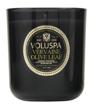 Load image into Gallery viewer, Vervaine Olive Leaf Maison Candle