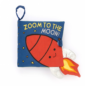 Zoom to the Moon- Book
