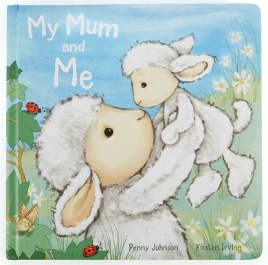 My Mom and Me- Book