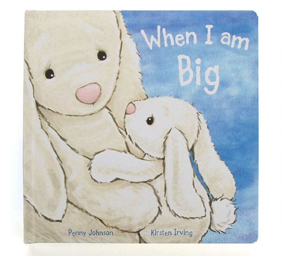 When I Am Big- Book