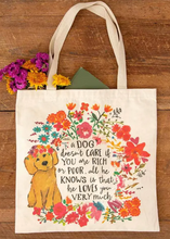 Load image into Gallery viewer, Chirp Tote Bag