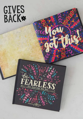 Gift Book- Be Fearless