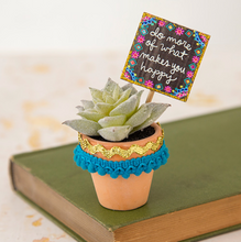 Load image into Gallery viewer, Garden Sign Succulent