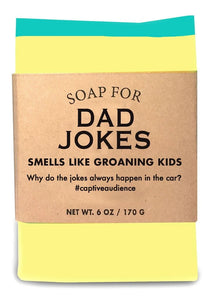 Soap- Dad Jokes