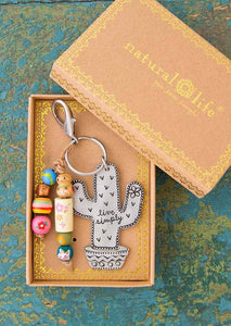 Sante Fe Boxed Keychain
