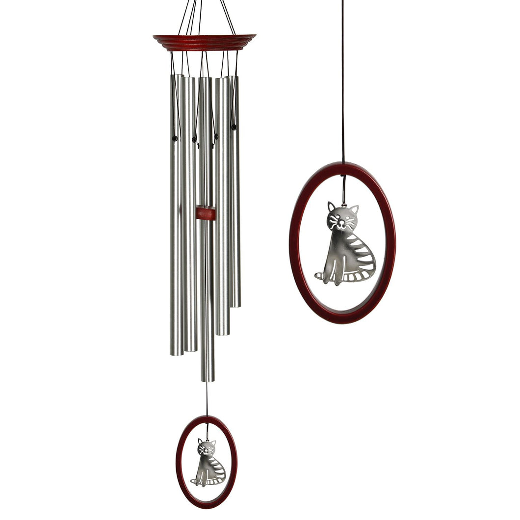Wind Fantasy Chime - Cat