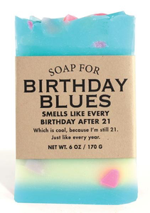 Soap- Birthday Blues