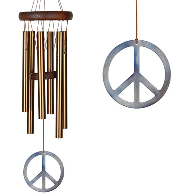 Peace Chime - Bronze