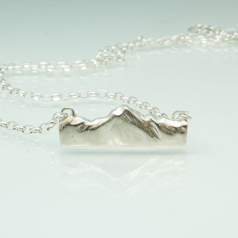 The Southern Alps Pendant