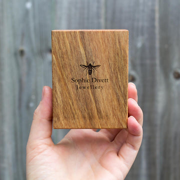 Rimu earring box