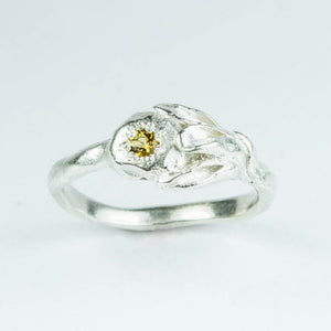 Levis Ring - Citrine - Sophie Divett Jewellery - ring - 1
