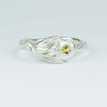 Levis Ring - Citrine - Sophie Divett Jewellery - ring - 2