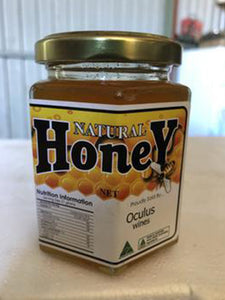 Raw Honey from Orange | approx 250 grams