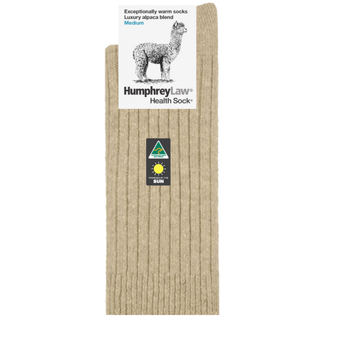 Humphrey Law Alpaca Health Sock® Style 01C