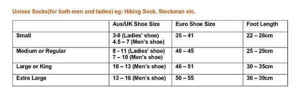 Humphrey Law 95% Wool Health Sock® Style 46C
