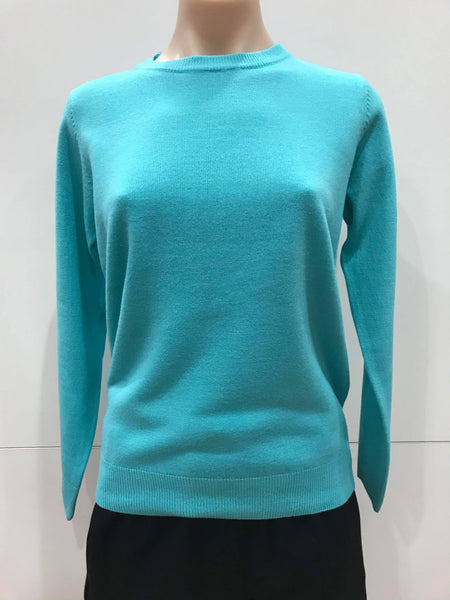 Jillian Softknit Crew Jumper 3042