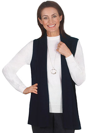 Jillian Softknit Vest 4155
