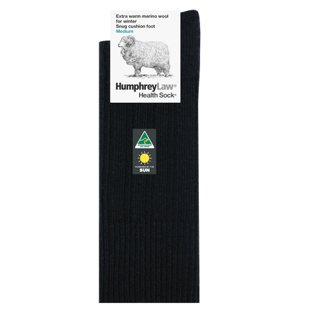Humphrey Law 90% Fine Merino Wool Health Sock® Style 49C