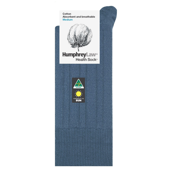 Humphrey Law 95% Mercerised Cotton Health Sock® Style 59C