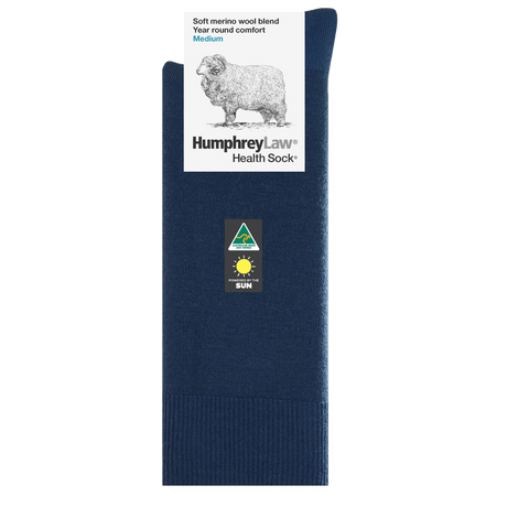 Humphrey Law 60% Fine Merino Wool Health Sock® Style 86C