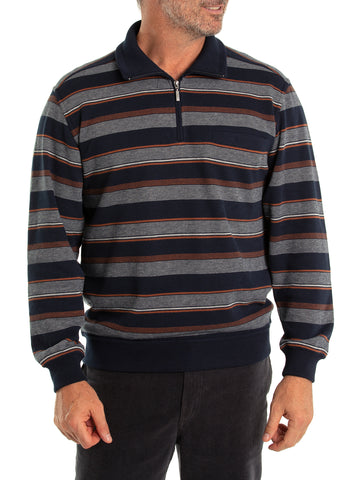 Breakaway 61730 Jordan French Rib Half Zip