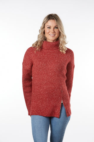 Bella Roll Neck FB1312