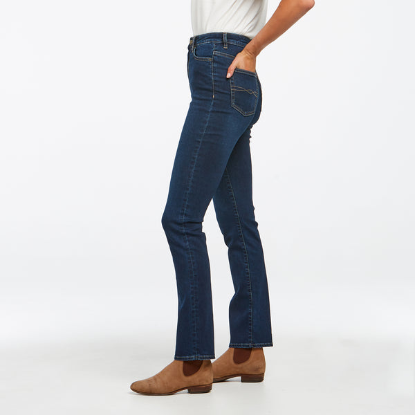 Riders Ladies Classic High Straight Jean 551797